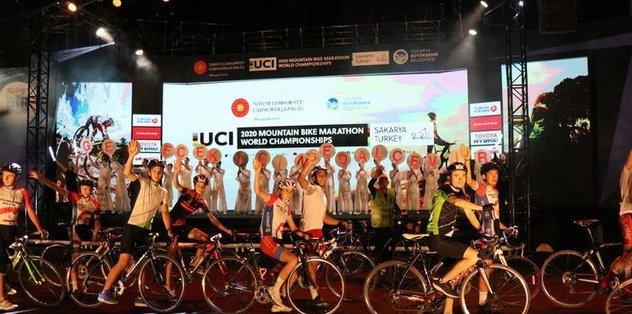 2020 Dünya Dağ Bisikleti Maraton Şampiyonası Türkiye'de!