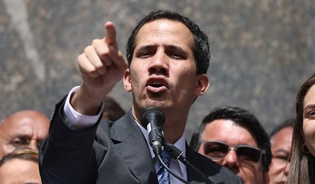 ABD Dışişleri Bakanı Blinken, Venezuela'daki ABD destekli muhalif lider Guaido ile görüştü