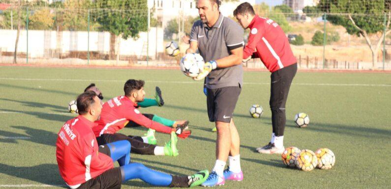 Ampute Futbol Milli Takımı, Antalya'da kampa girecek