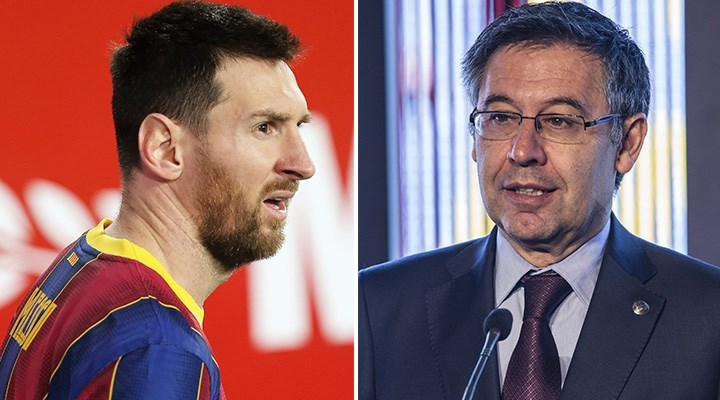 Eski Barcelona başkanı