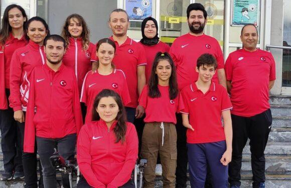 Paralimpik Yüzme Milli Takımı, Tokyo Paralimpik Oyunları'na İstanbul'da