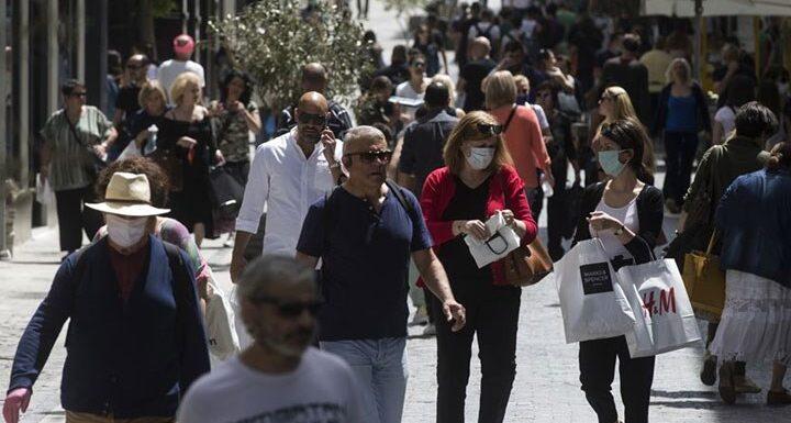 Vakaların arttığı Yunanistan'da kısıtlamalar sertleştirildi